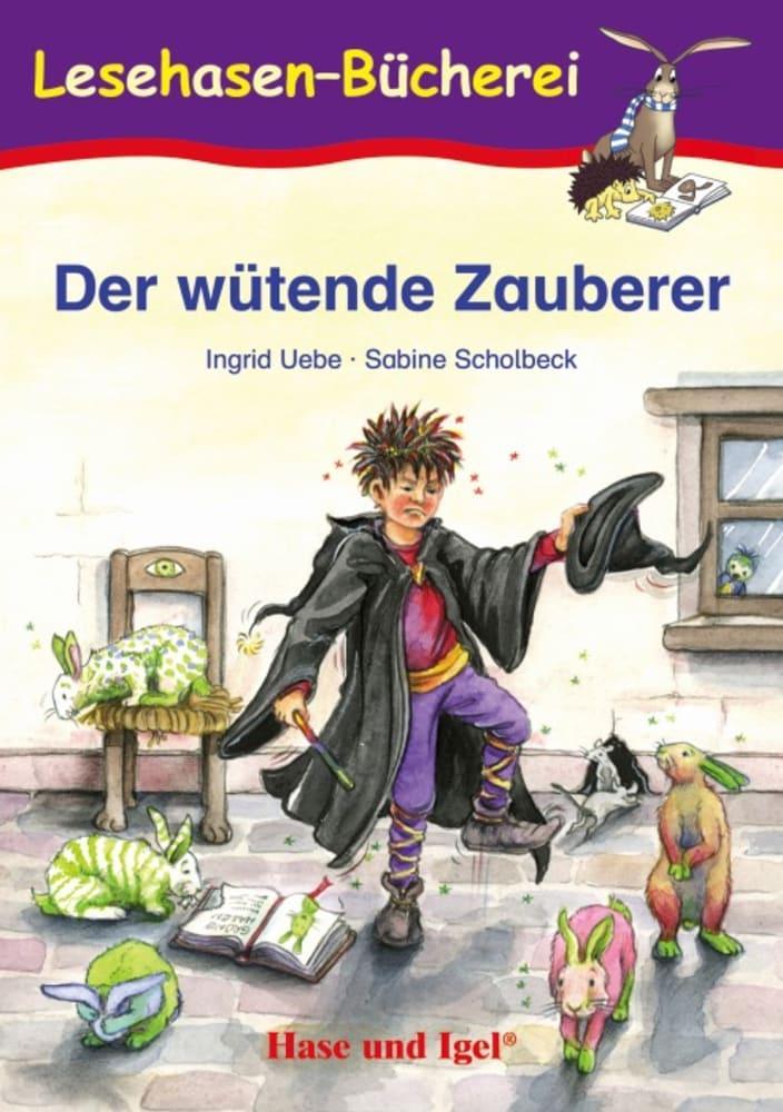 Der wütende Zauberer als Taschenbuch