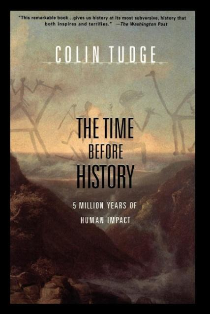 The Time Before History als Taschenbuch