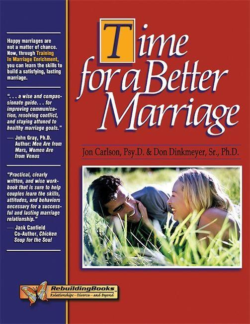 Time for a Better Marriage als Taschenbuch