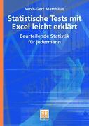 Statistische Tests mit Excel leicht erklärt