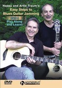Easy Steps to Blues Guitar Jamming 1