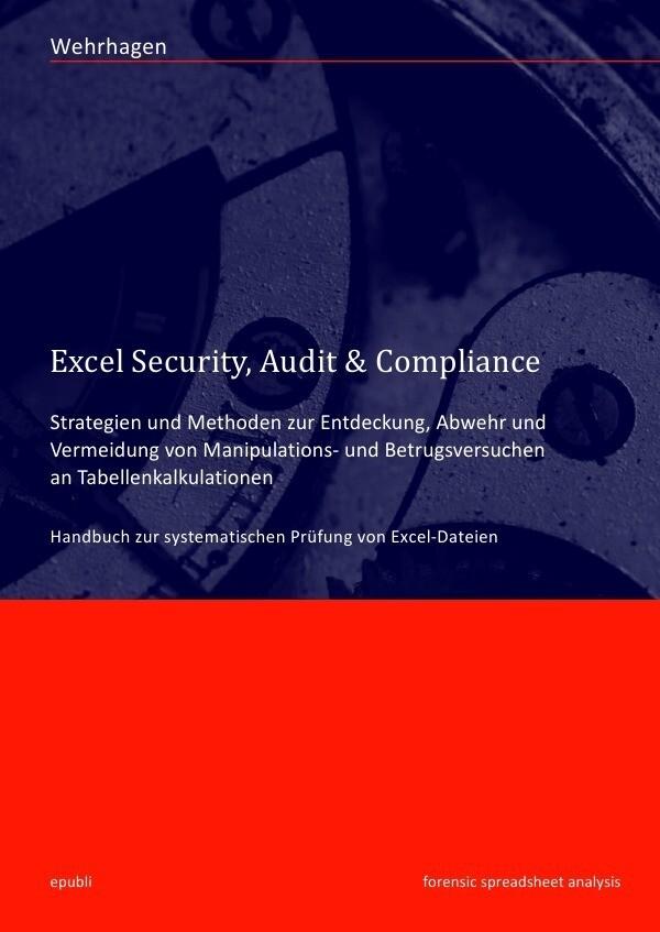 Excel Security, Audit & Compliance als Buch (kartoniert)