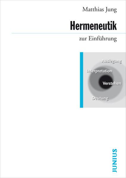 Hermeneutik zur Einführung als Buch (kartoniert)