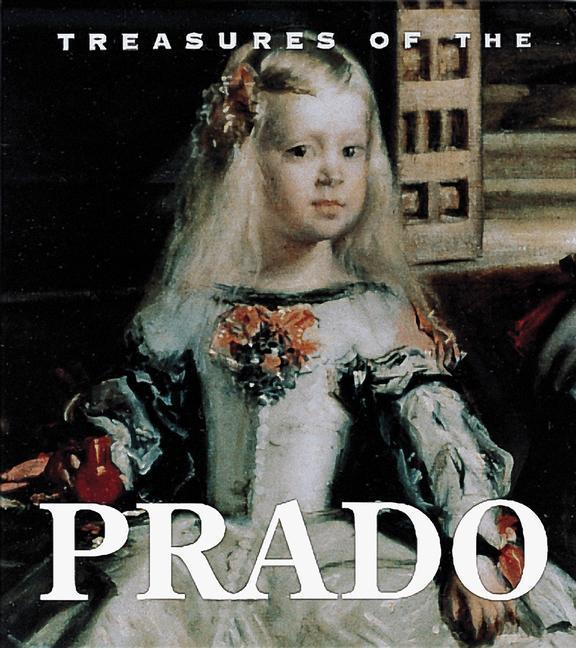 Treasures of the Prado als Buch (gebunden)