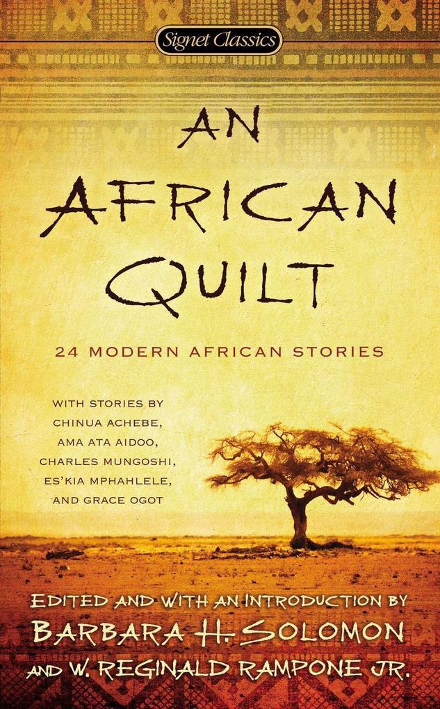 An African Quilt: 24 Modern African Stories als Taschenbuch