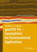geoENV VII - Geostatistics for Environmental Applications
