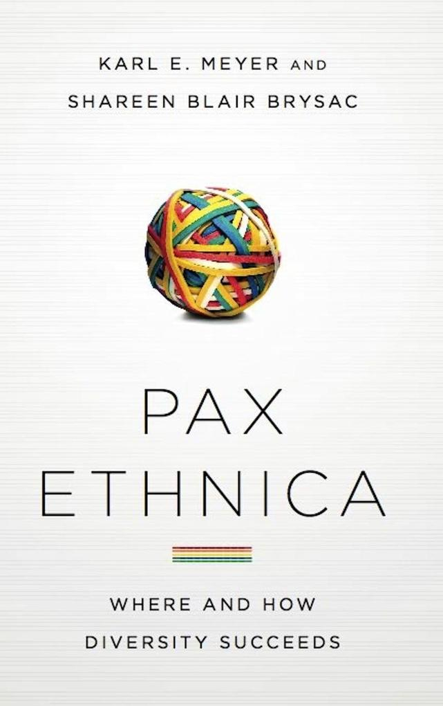 Pax Ethnica als eBook epub