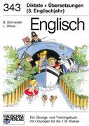 Englisch / Englisch - Diktate und Übersetzungen 3. Englischjahr