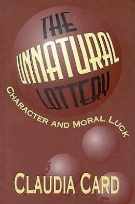 The Unnatural Lottery als Taschenbuch
