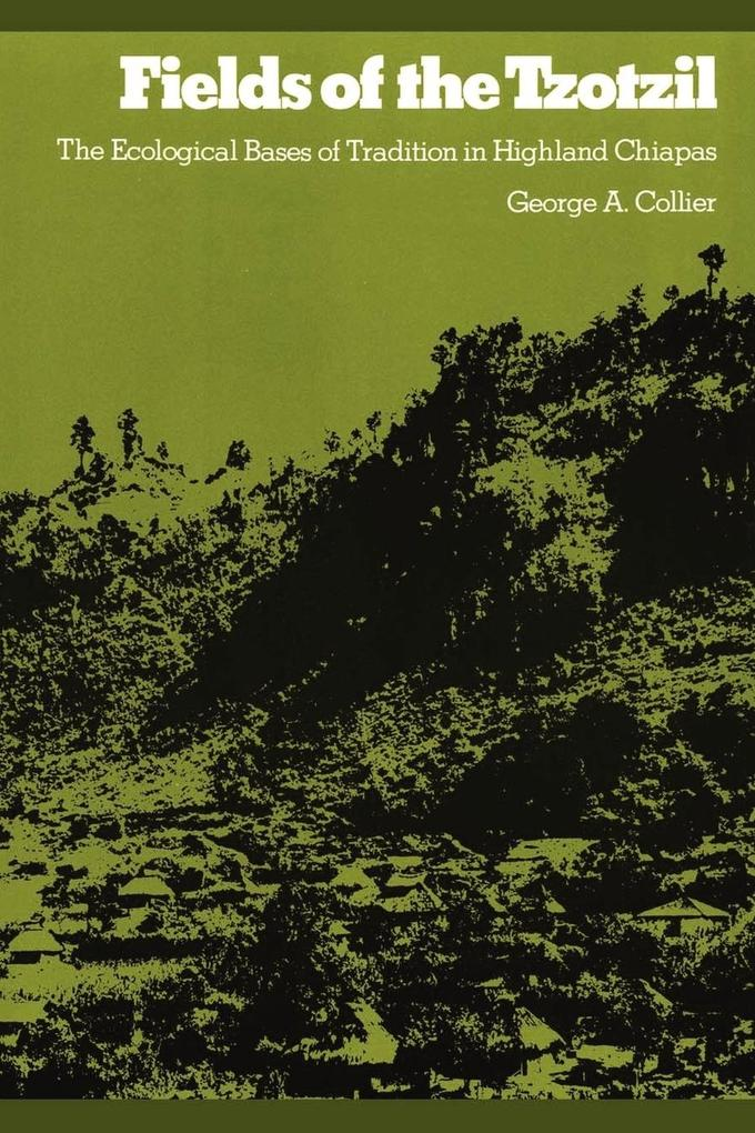 Fields of the Tzotzil als Taschenbuch