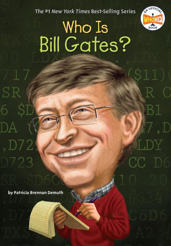 Who Is Bill Gates? als Taschenbuch