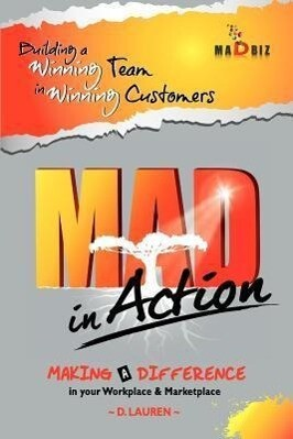 Mad in Action als Taschenbuch
