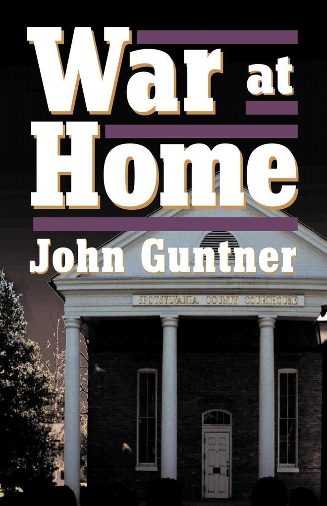 War at Home als Buch (kartoniert)