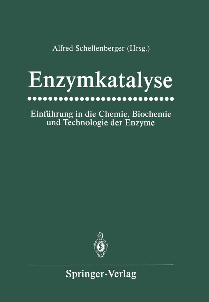 Enzymkatalyse als Buch (kartoniert)