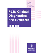 PCR: Clinical Diagnostics and Research