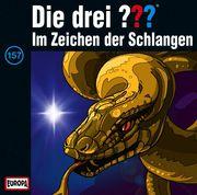 Die drei ??? 157. Im Zeichen der Schlangen (drei Fragezeichen) CD