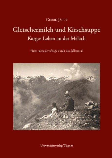 Gletschermilch und Kirschsuppe als Buch (gebunden)