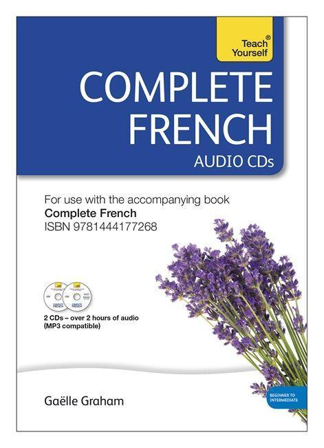 Complete French (Learn French with Teach Yourself) als CD