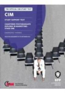 CIM 9 Emerging Themes als Taschenbuch