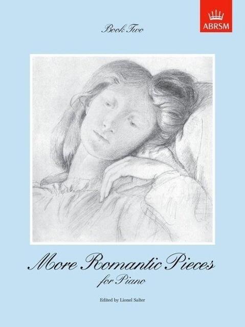 More Romantic Pieces for Piano, Book II als Taschenbuch