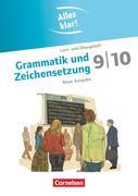 Alles klar! Deutsch 9./10. Schuljahr. Grammatik und Zeichensetzung