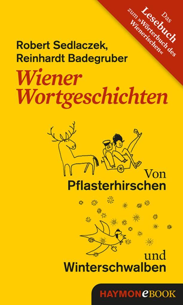 Wiener Wortgeschichten als eBook epub
