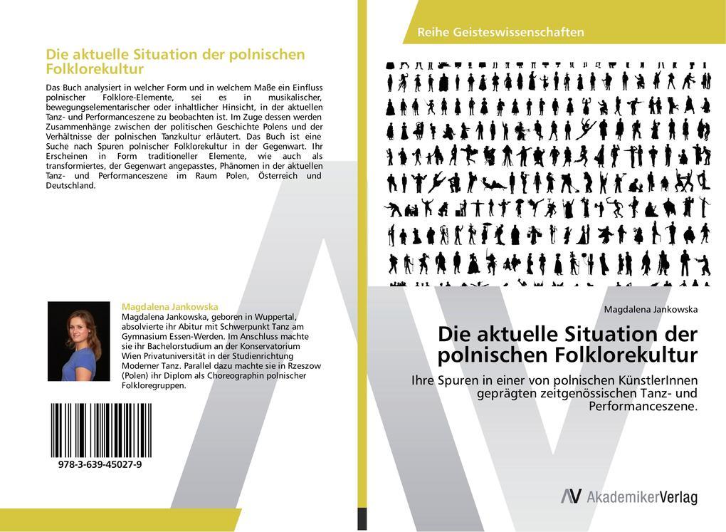 Die aktuelle Situation der polnischen Folklorekultur als Buch (kartoniert)