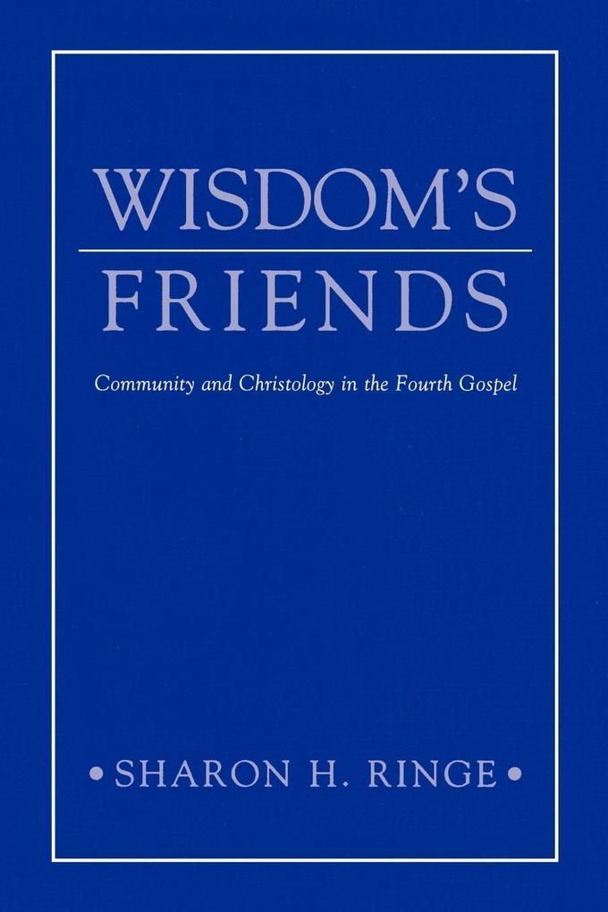 Wisdom'S Friends als Buch (kartoniert)