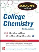 Schaum's Outline of College Chemistry