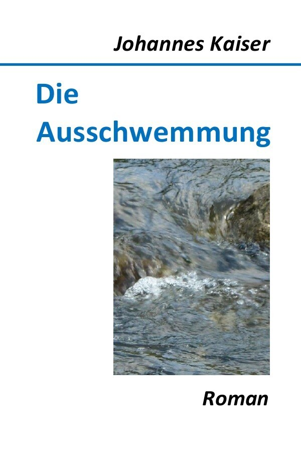 Die Ausschwemmung als Buch