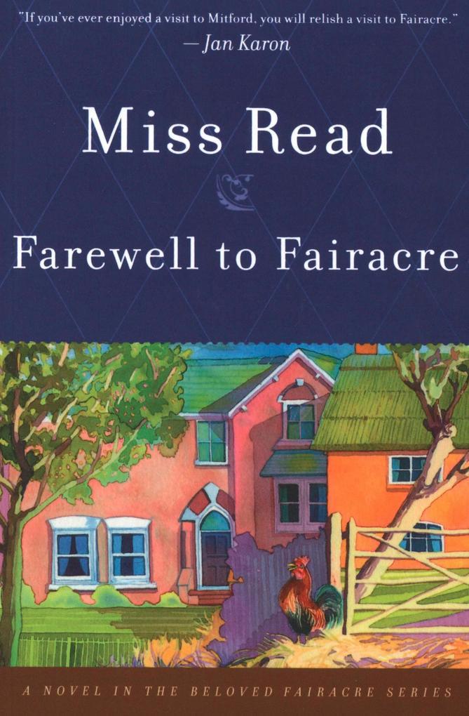 Farewell to Fairacre als eBook epub