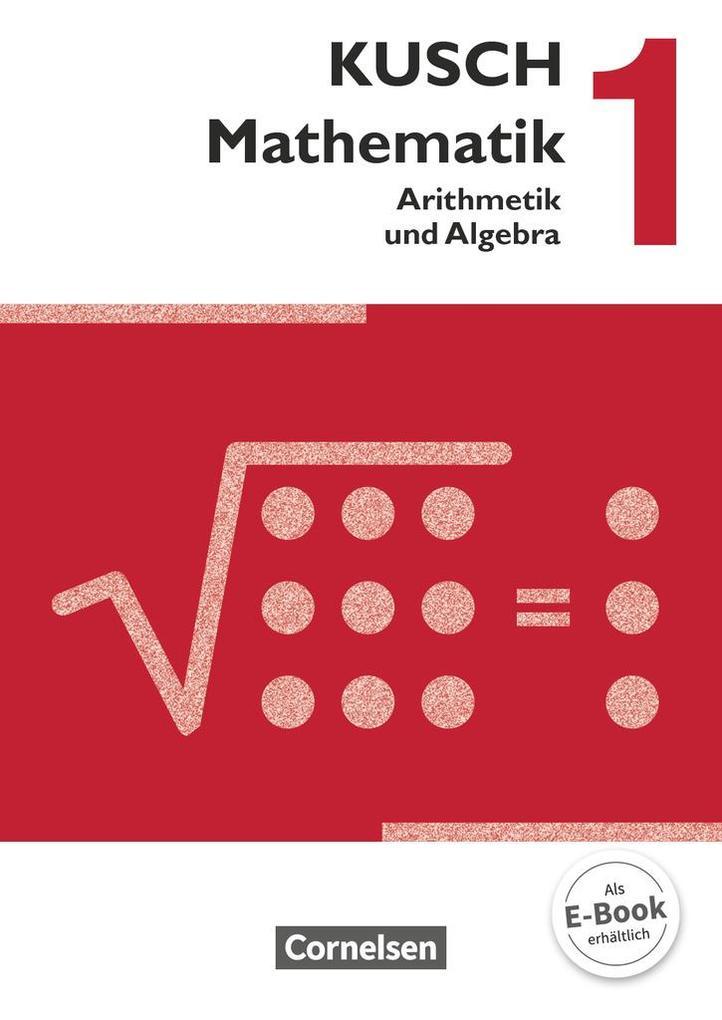 Mathematik 01. Arithmetik und Algebra. Schülerbuch als Buch (kartoniert)