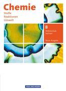 Chemie: Stoffe - Reaktionen - Umwelt 8. Schuljahr. Schülerbuch Mittelschule Sachsen