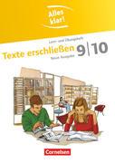 Alles klar! Deutsch 9./10. Schuljahr. Texte erschließen