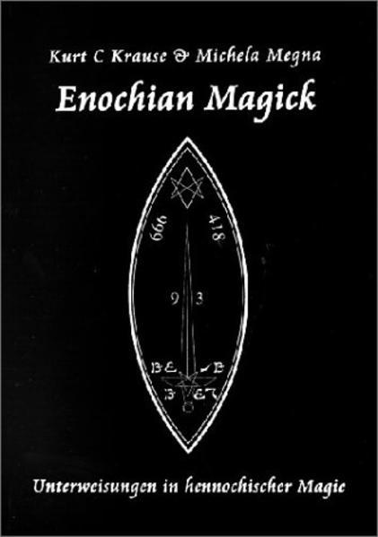 Enochian Magick als Buch (kartoniert)