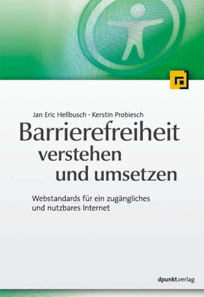 Barrierefreiheit verstehen und umsetzen als eBook epub