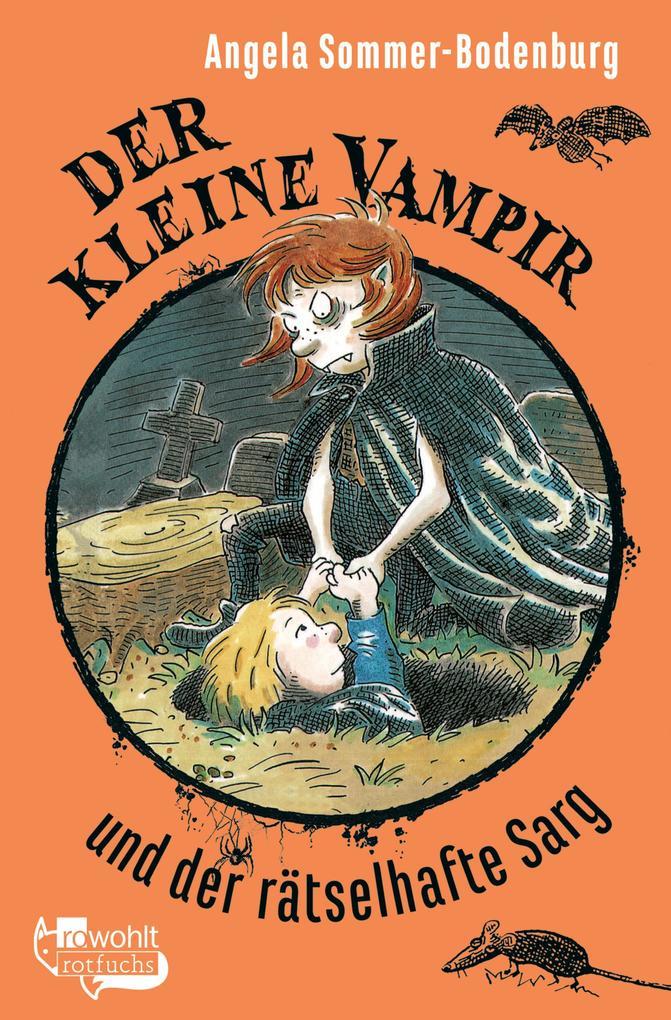Der kleine Vampir und der rätselhafte Sarg als eBook epub