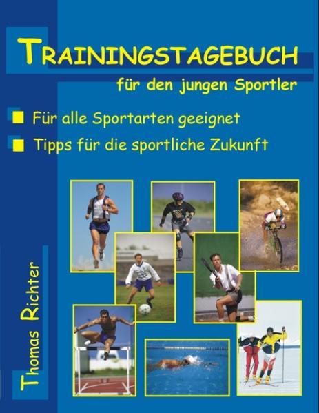 Trainingstagebuch für den jungen Sportler als Buch (kartoniert)