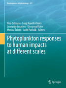 Phytoplankton responses to human impacts at different scales