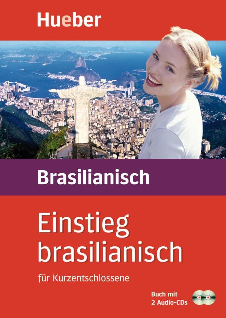 Einstieg brasilianisch für Kurzentschlossene. Inkl. 2 CDs als Blätter und Karten