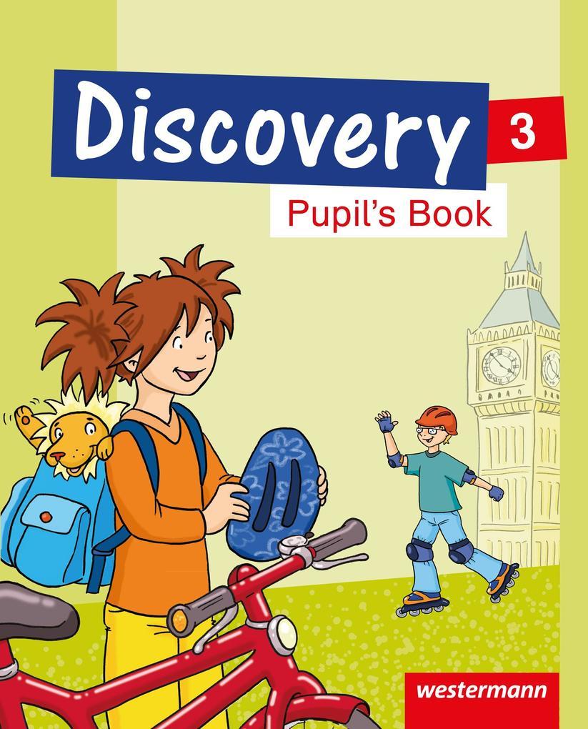 Discovery 3 - 4. Pupil's Book 3 als Buch (kartoniert)