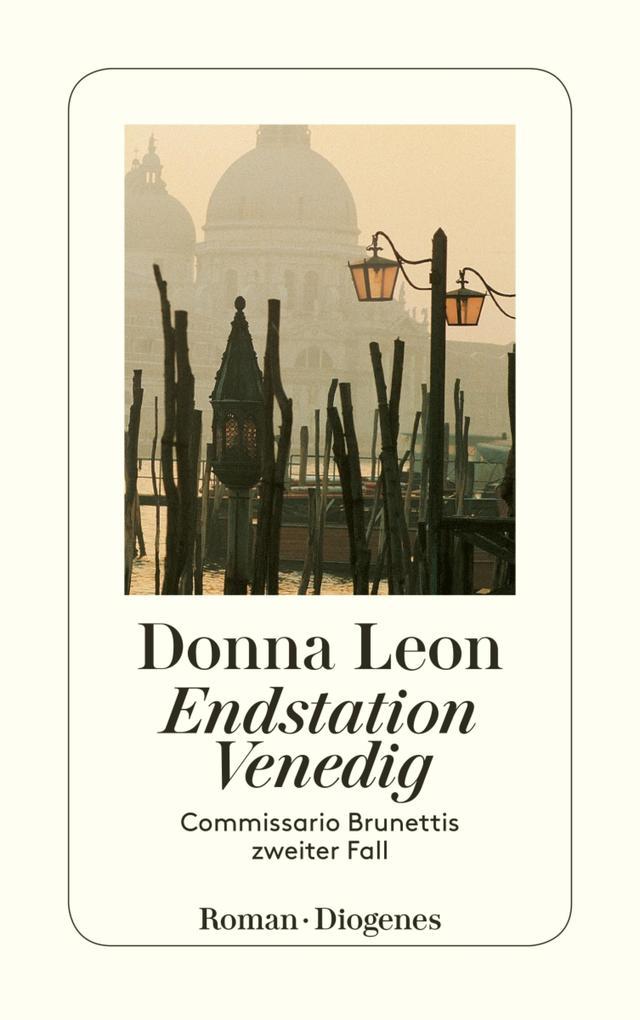 Endstation Venedig als eBook epub