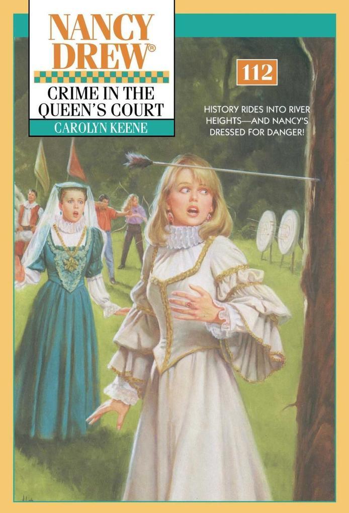 Crime in the Queen's Court als eBook epub