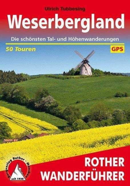 Weserbergland als Buch (kartoniert)