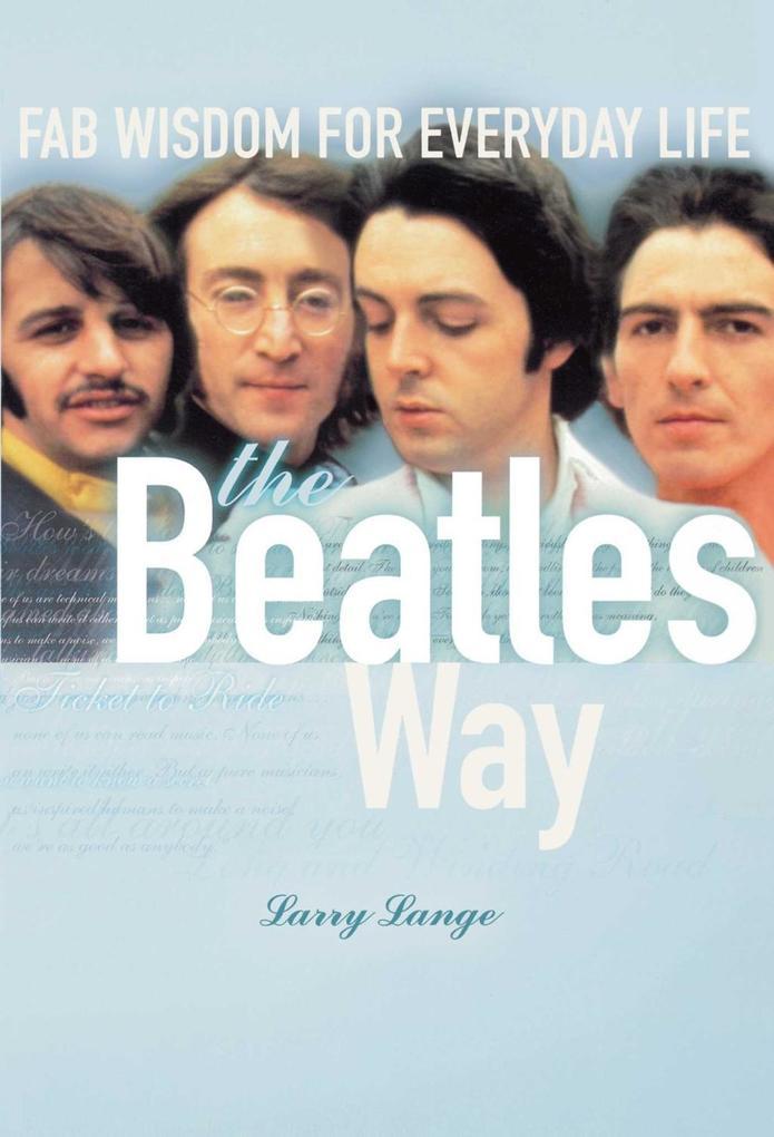 The Beatles Way als eBook epub