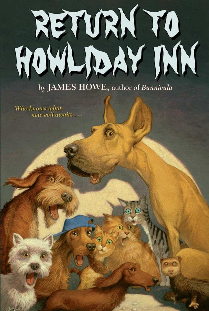 Return to Howliday Inn als eBook epub