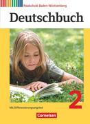 Deutschbuch 2: 6. Schuljahr. Schülerbuch Realschule Baden-Württemberg