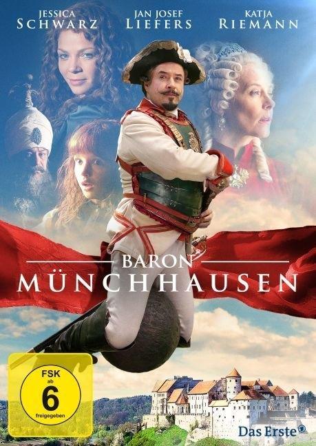 Baron Münchhausen als DVD