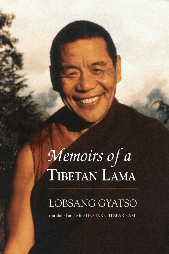 Memoirs of a Tibetan Lama als Taschenbuch