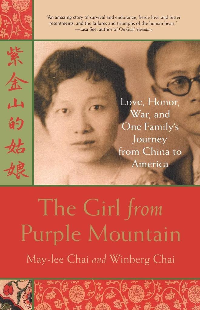 Girl from Purple Mountain als Taschenbuch